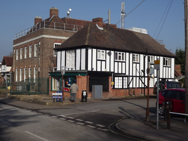 Mock Tudor, Great Bookham