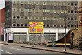 """J3373 : The """"Aurora"""" site, Belfast (4) by Albert Bridge"""