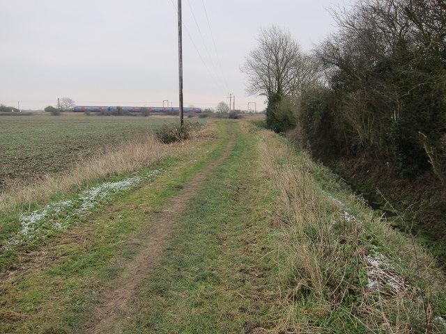 Path to Little Thetford