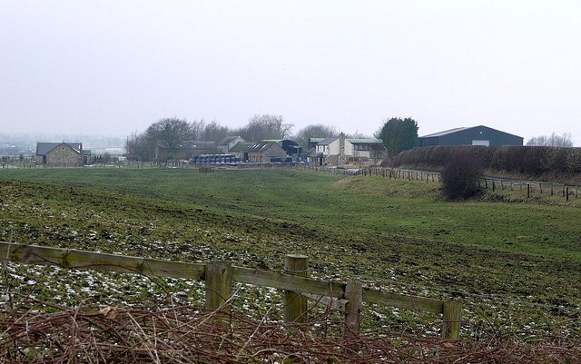 North Lough House from the east