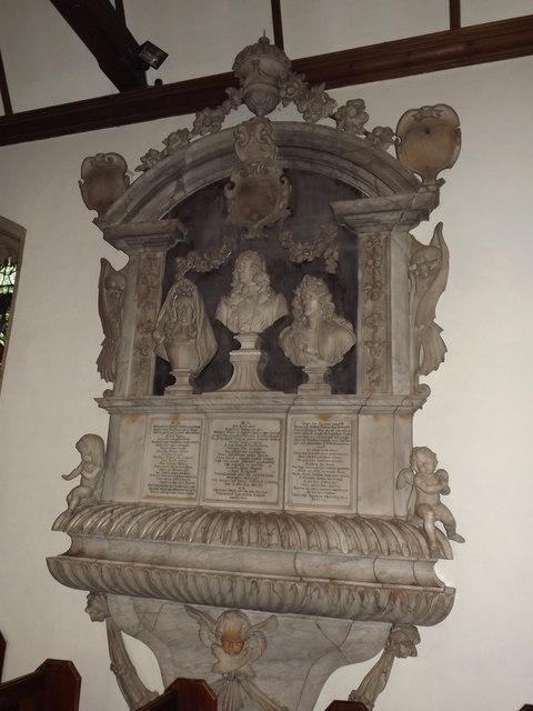 Slyfield Memorial, Great Bookham