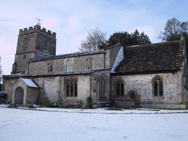 Church of St. John the Baptist, Mildenhall