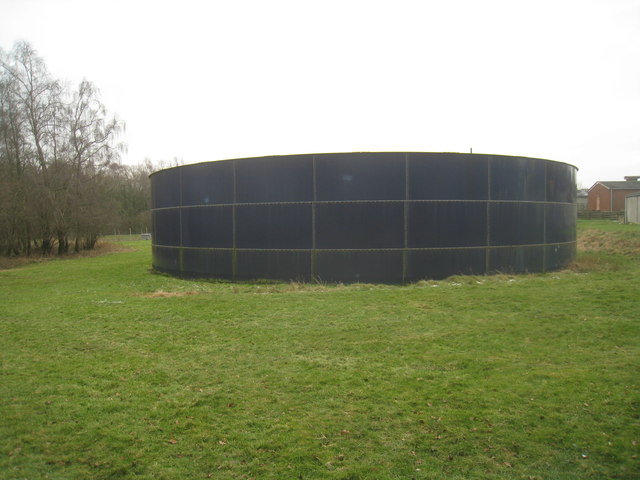 Oil container? - Pachington Farm