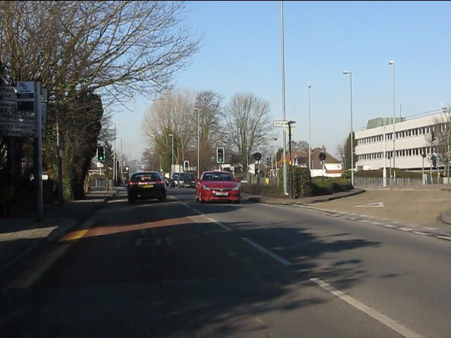 Station Road, Stechford at Bordesley Green East