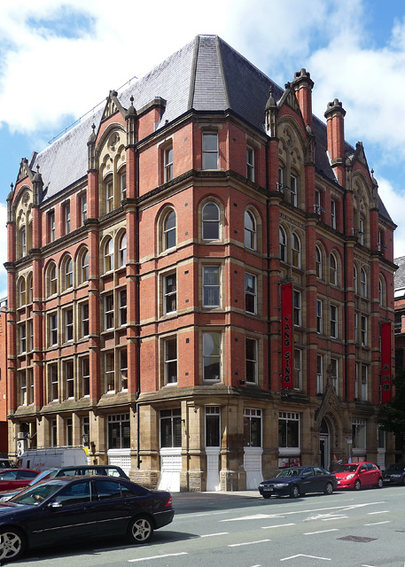 34 Princess Street, Manchester