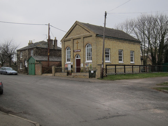 Baptist Chapel, Little Thetford