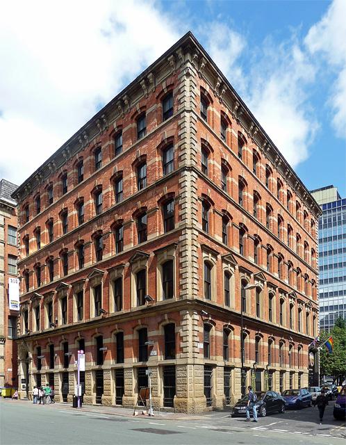 101 Princess Street, Manchester