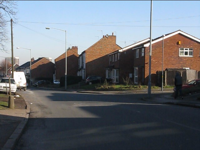 Cotterills Lane at Cottesfield Close