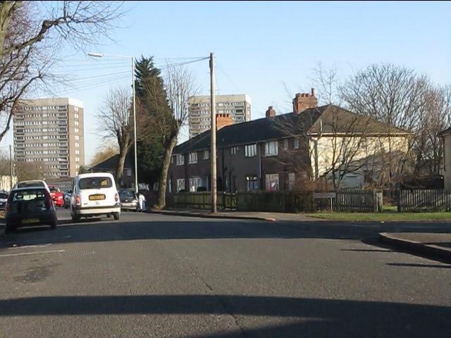 Cotterills Lane at Gumbleberrys Close