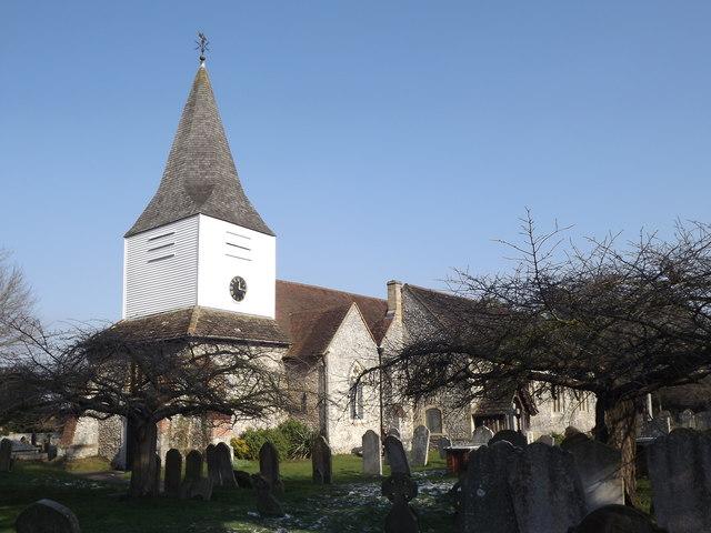 St Nicolas Church, Great Bookham