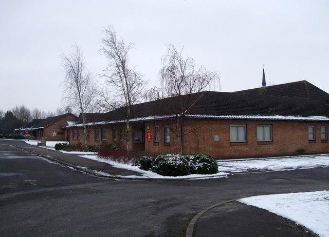 Oliver Tompkins Schools, Beaumaris Road, Swindon