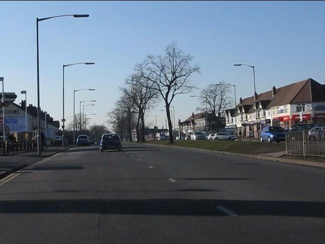Washwood Heath Road