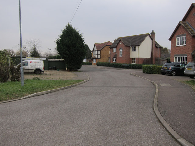 Popes Lane, Little Thetford