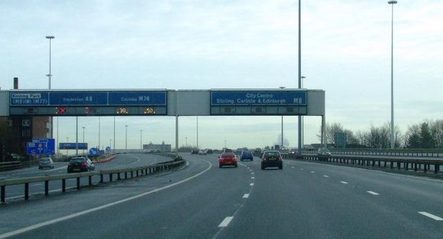 M8 Motorway