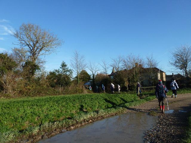 A circular walk around North Hayling (15)