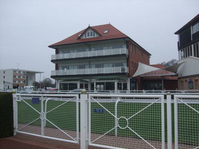Leverhulme Stand Chester Racecourse