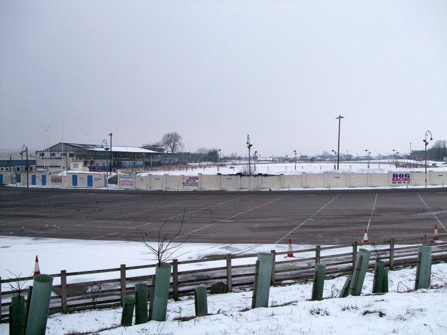 Abbey Stadium, Lady Lane, Blunsdon