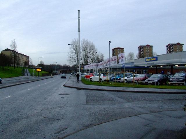 Springburn Road