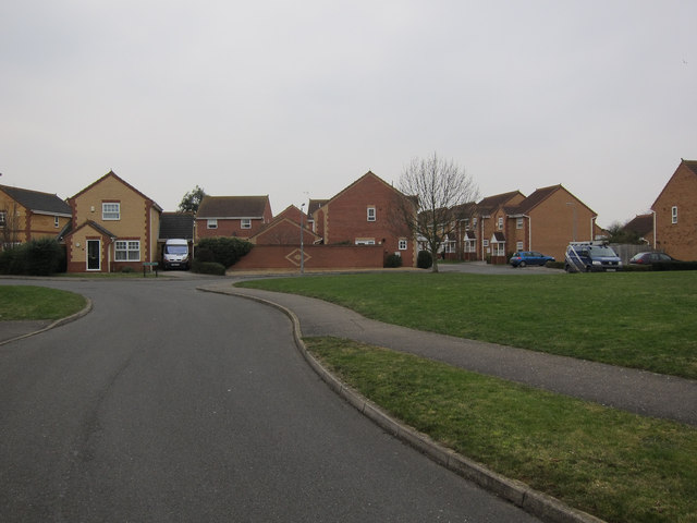 New housing, Little Thetford