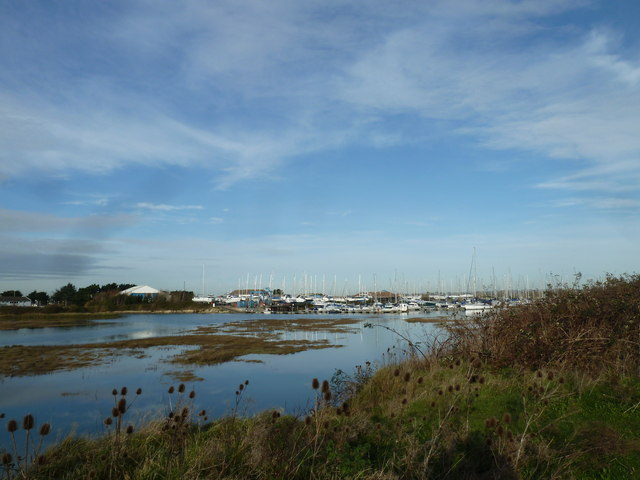A circular walk around North Hayling (31)