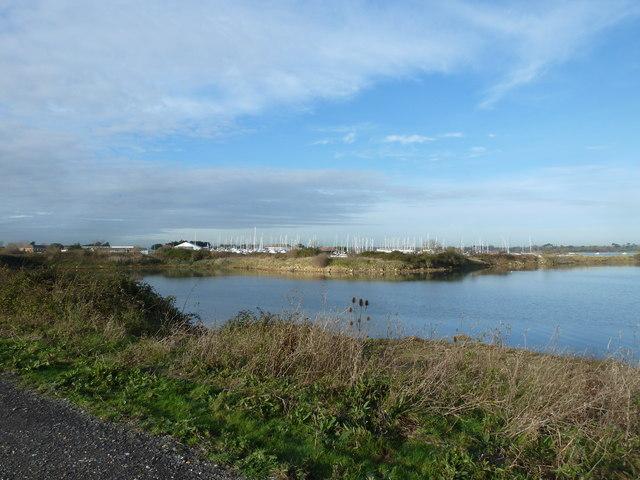 A circular walk around North Hayling (37)
