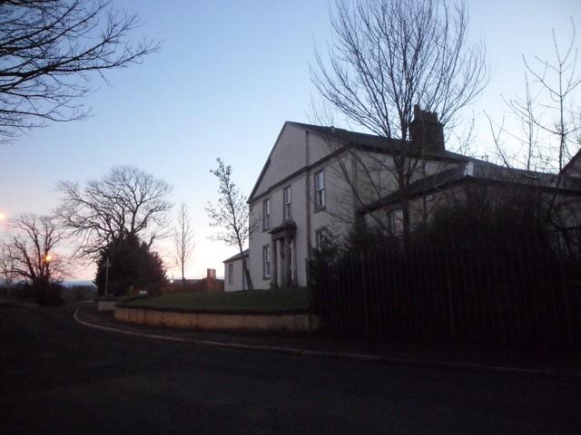 House on Kilbarchan Road