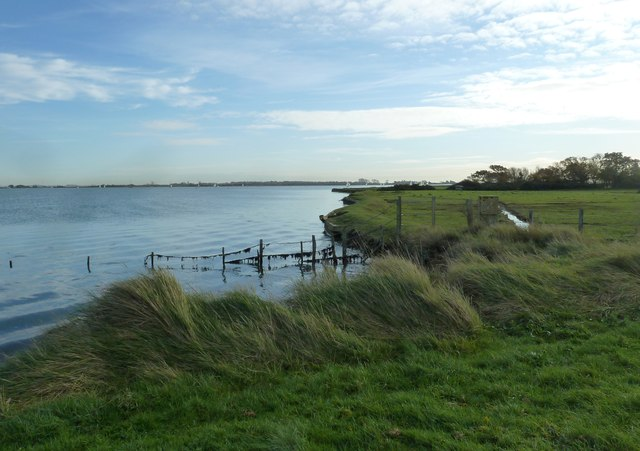 A circular walk around North Hayling (45)