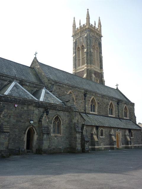 Holy Trinity Church, Barnstaple