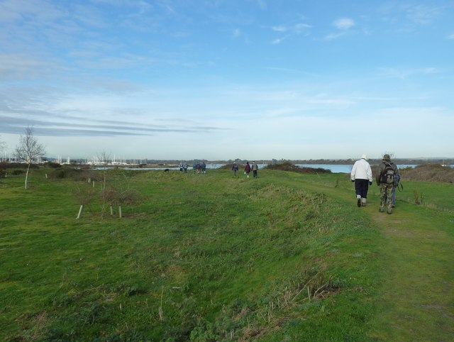 A circular walk around North Hayling (46)