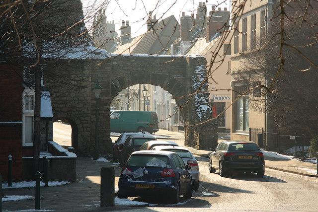 Newport Arch