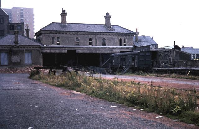 Kemp Town station 1971