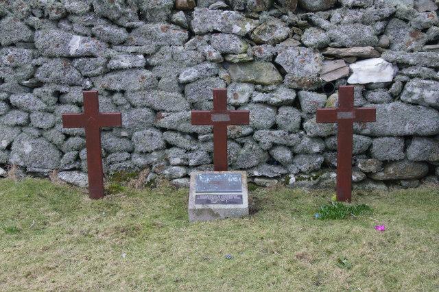 Graves of Norwegian seamen, Framgord