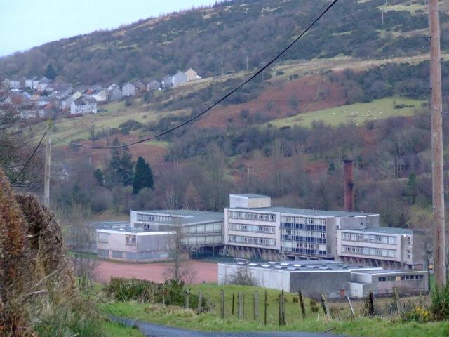 Former Greenock High School