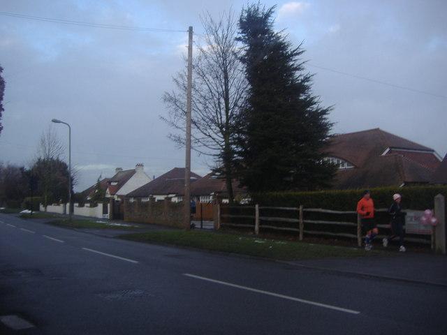 Chelsfield Lane, Goddington