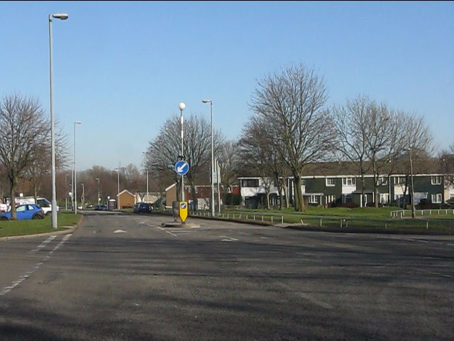 Bromford Drive at Chipperfield Road