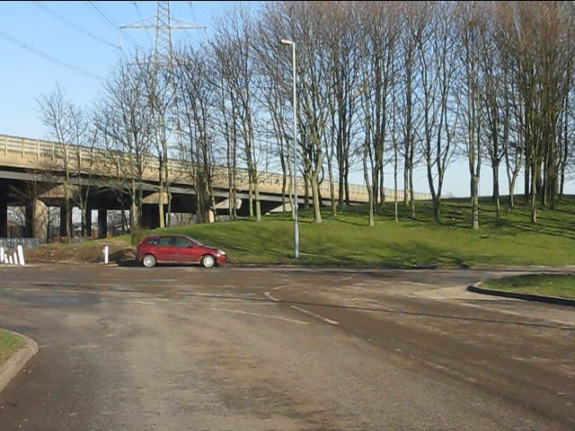 End of the road, Bromford Drive