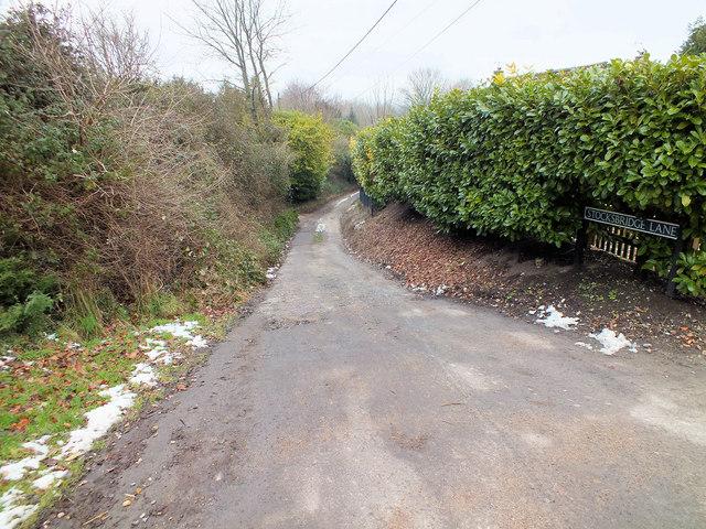 Stocksbridge Lane