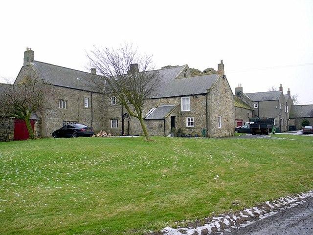 Welton Hall, Northumberland