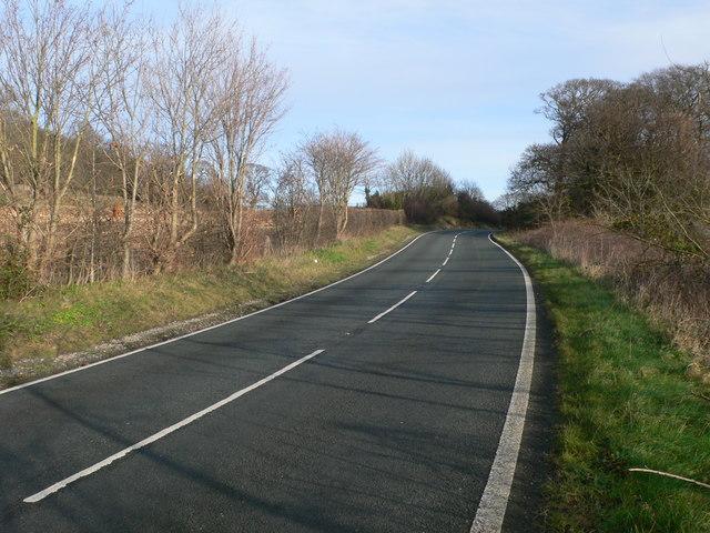 Gloddaeth Lane