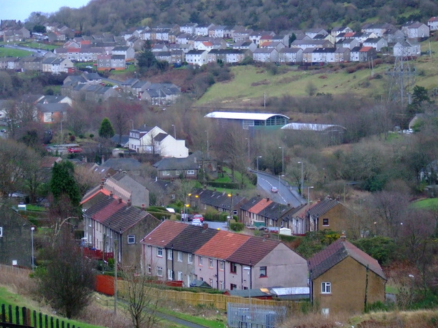 Inverkip Road and Branchton