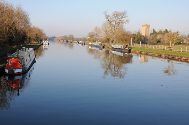 The Gloucester and Sharpness Canal