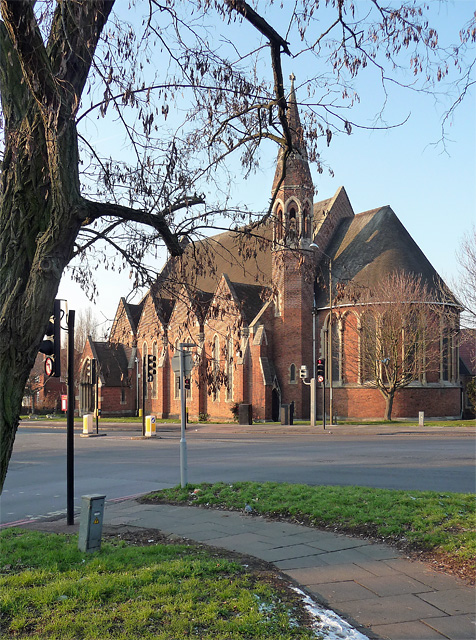 St Barnabas, Rochester Way