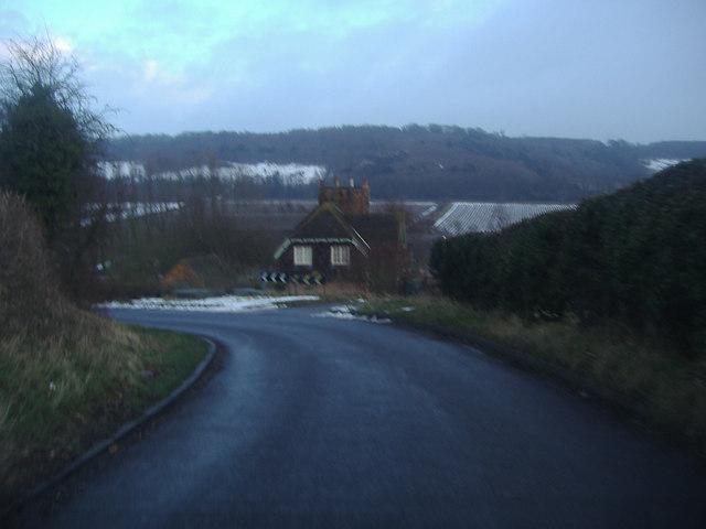 Castle Road, Lullingstone