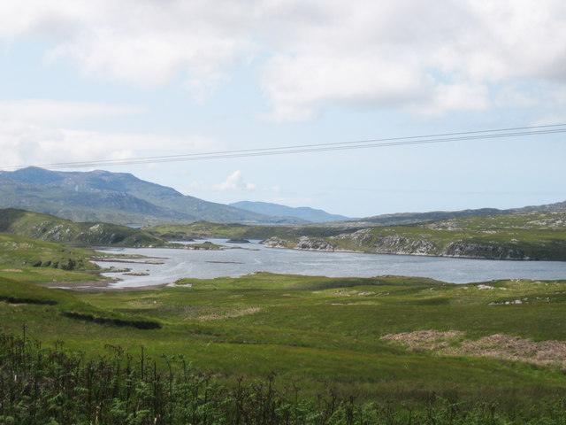 Loch Tarbert, Isle of Jura