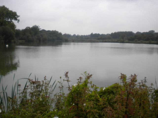 The Lake, Hatfield forest