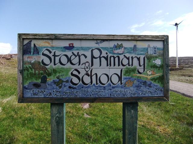 Stoer Primary School