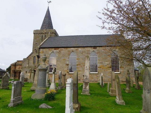 Kilrenny Parish Church