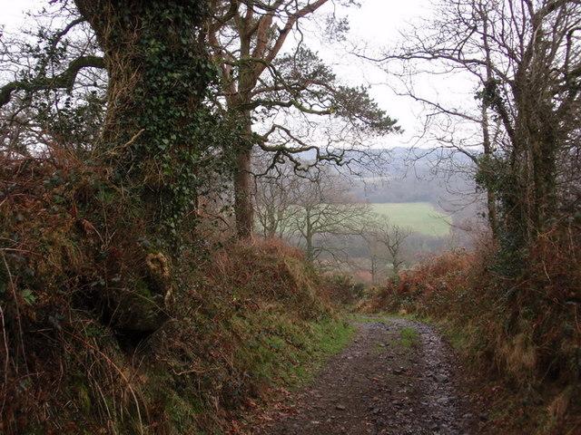 Cilffordd Glynhir Byway