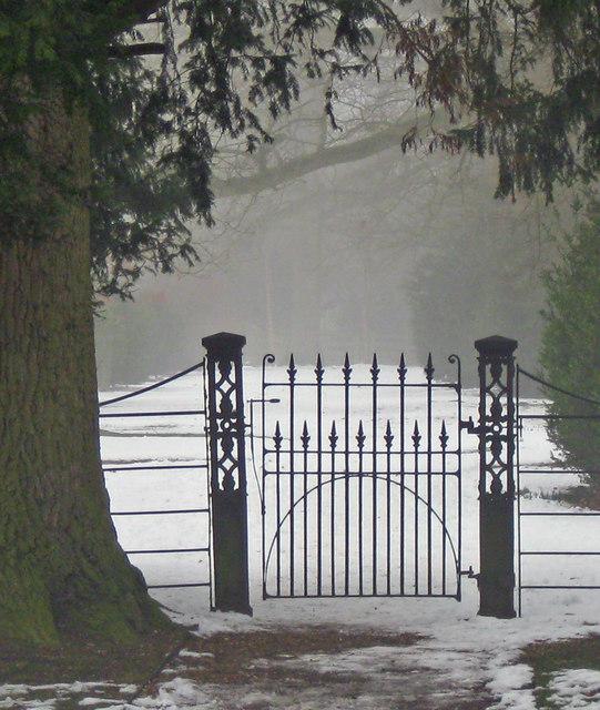 Gateway to Albana Walk
