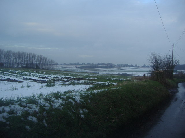 View from Skeet Hill Lane